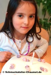 Kindergeburtstag-Aachen.de die tolle Idee für alle, die Schmuck mögen und gerne kreativ sind - feiern im Schmuckatelier-Chaumet.de in Aachen